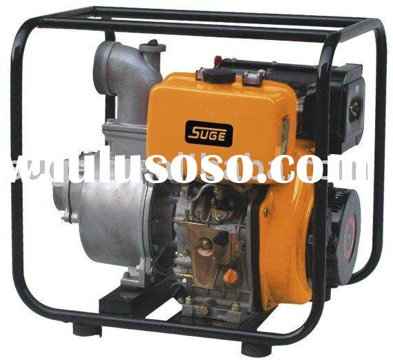 diesel water pump (Recoil or electric start)