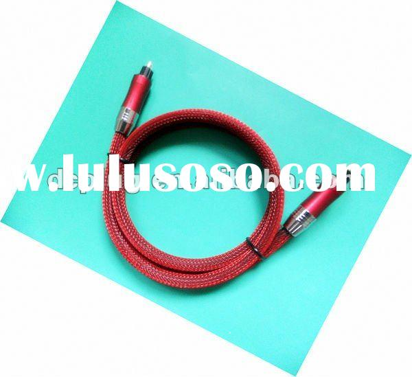 digital audio cable fiber optic toslink cables