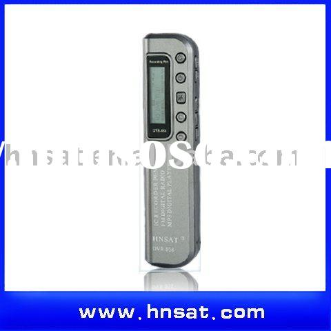 digital voice recorder with LP/SP recording modes