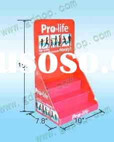 display box,stand display,cardboard display,corrugated display,display shelf,cookie display