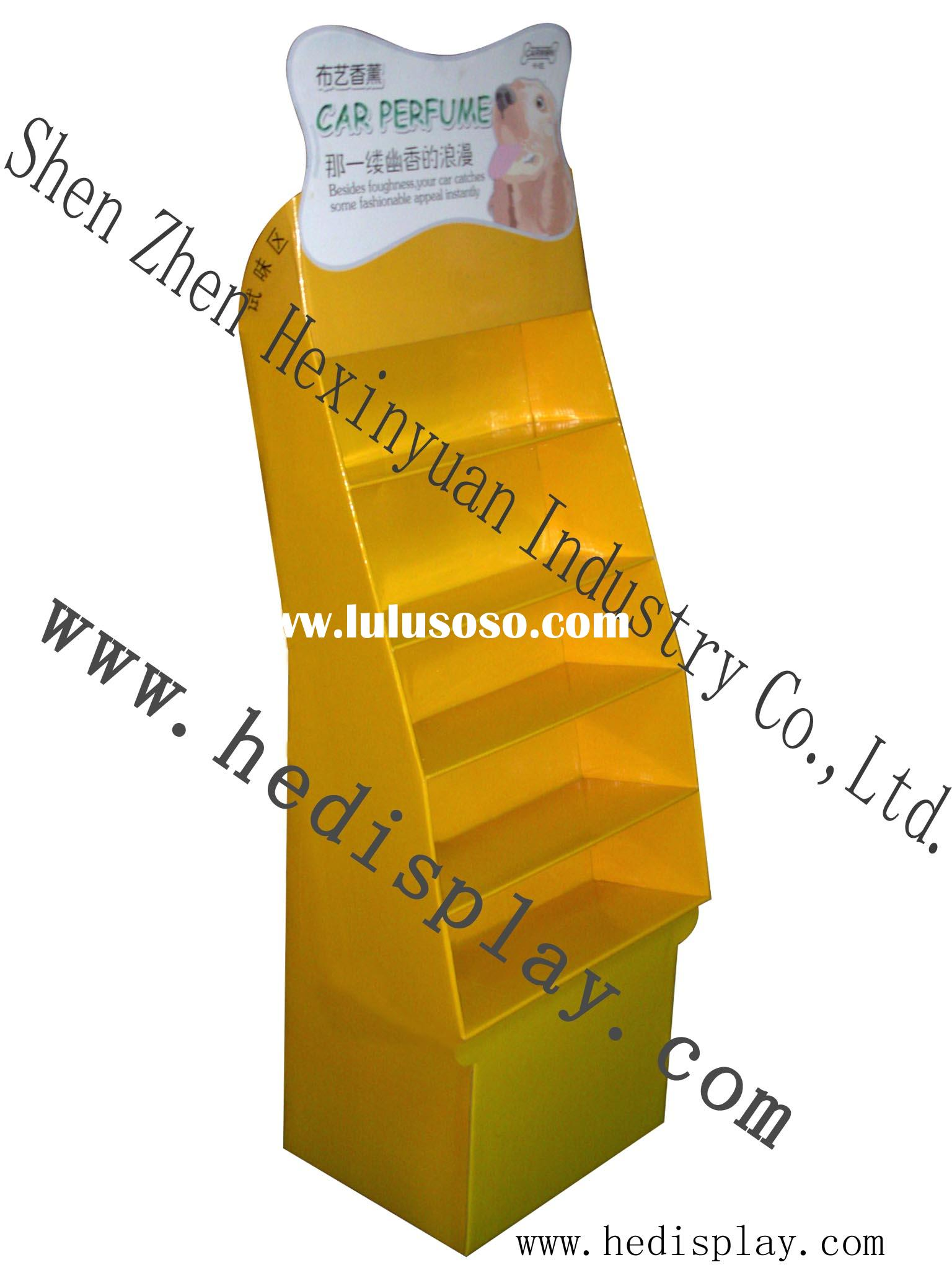 display shelf / display stand / perfume display rack / display stand / floor display