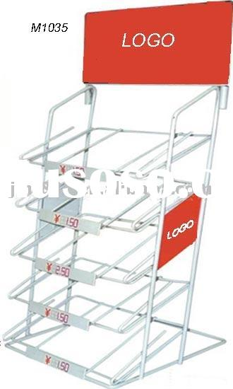 display stand, supermarket shelf, display rack