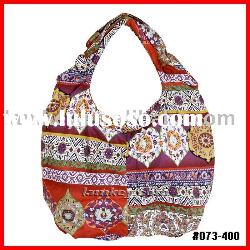 eco-friendly canvas ladies tote lunch bag