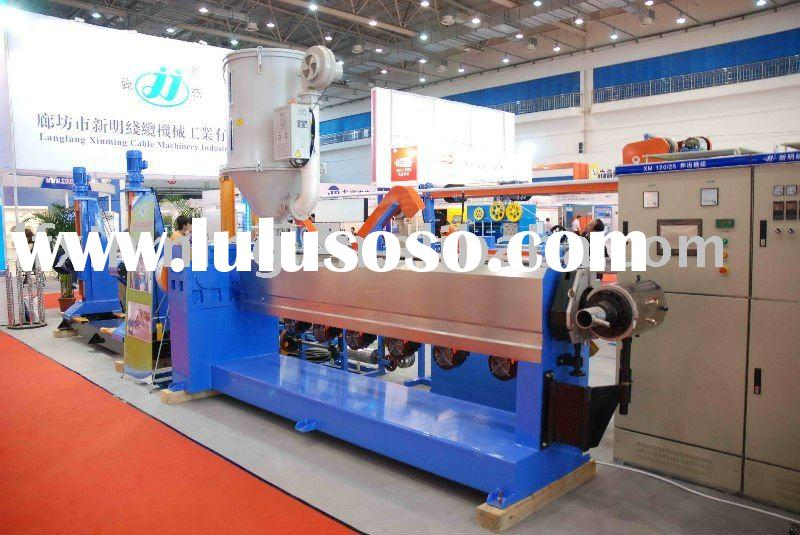 electric wire cable production line