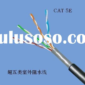 electrical wiring,outdoor cat5e cable,messenger wire