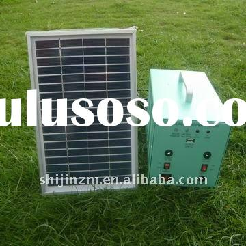emergency solar lighting systems