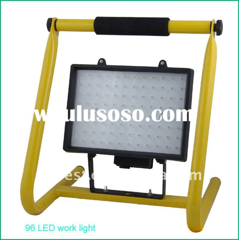 energy saving rechargeable LED work light with stand