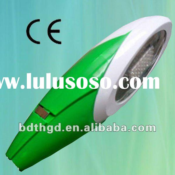 energy saving solar led street lamp with pole
