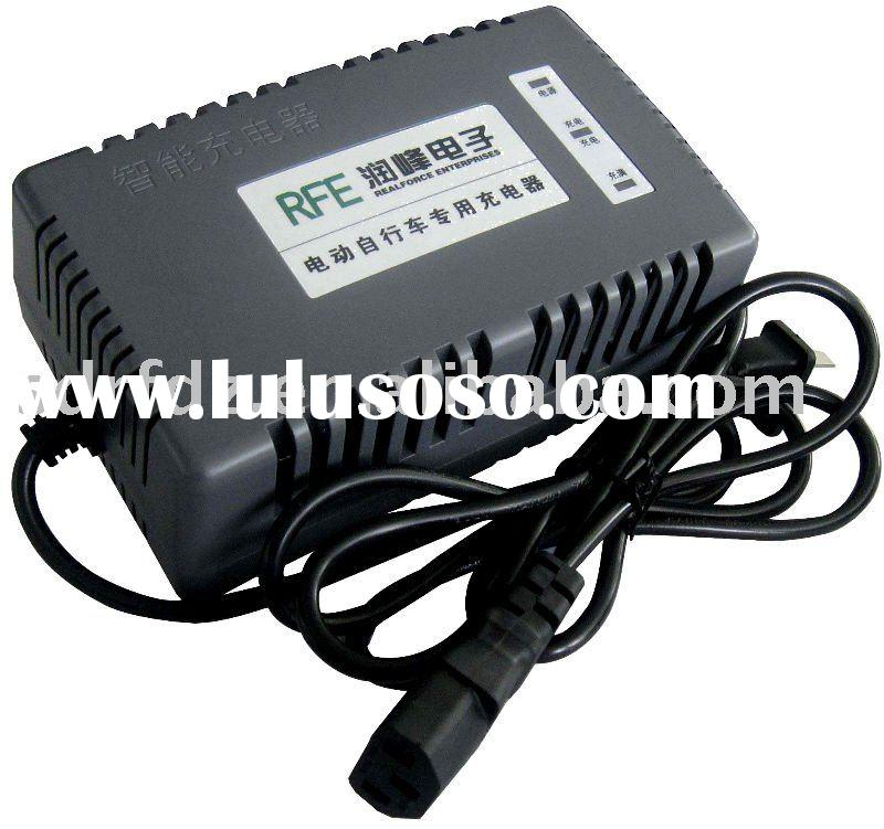 fast electric cars Li-ion battery charger