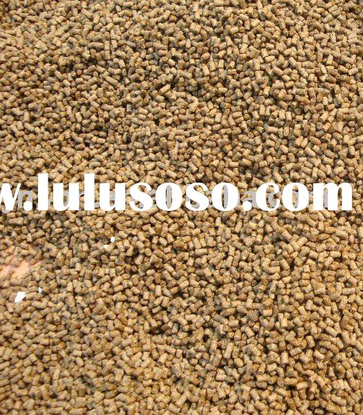 floating fish pellet feed processing line/plant/machine
