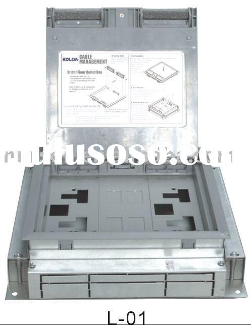 floor mount electrical boxes/distribution boxes/enclosures