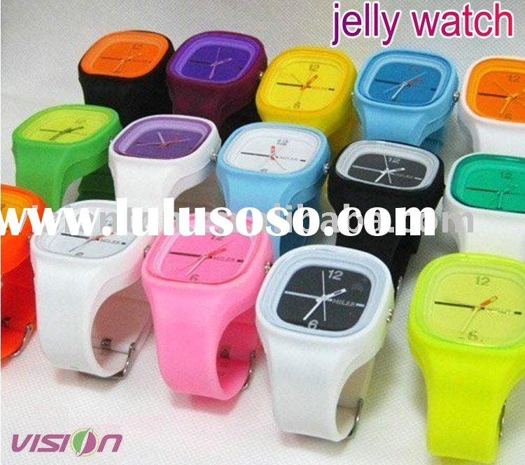 free shipping odm watches,jelly watch,fashion odm watch,2010 odm watches,fashion silicone odm watch,