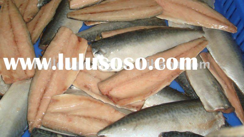 frozen mackerel fillets-fish and seafood