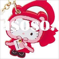 hello kitty soft pvc key chain