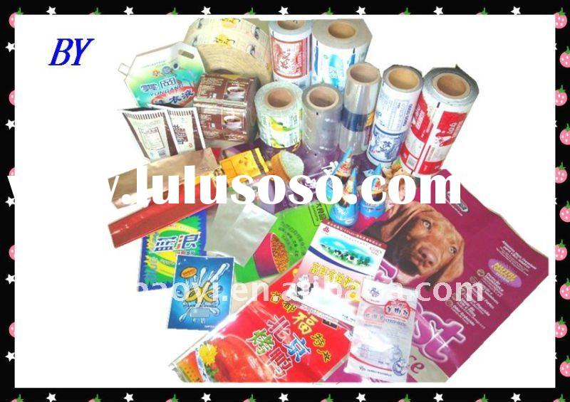 Plastic Tube Packaging For Food Food Plastic Packaging For