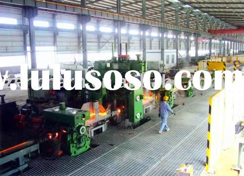 hot rolling mill and cold rolling mill