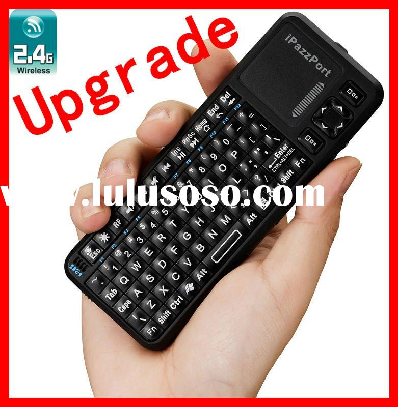 iPazzPort 2.4G mini wireless mouse and keyboard combo