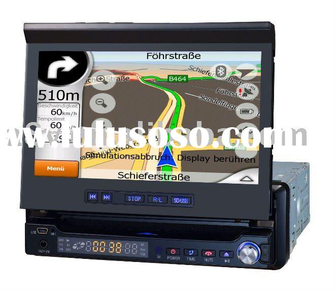 in-dash 2 din gps car navigation systems