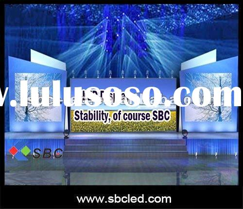 indoor full color LED Video Display