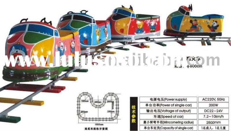 kids play equipment electric train motor toys