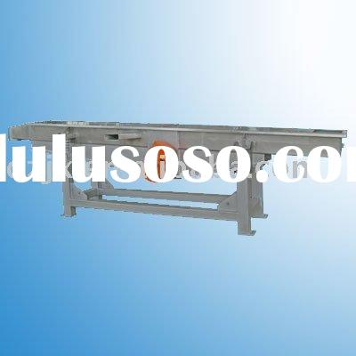 linear vibrating screen for food grading