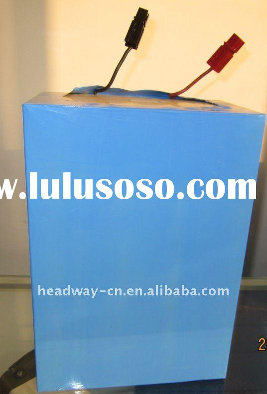 lithium ion lifepo4 electric scooter battery pack 48V