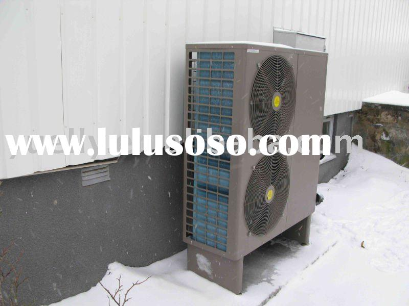 low ambient temperature air source heat pump