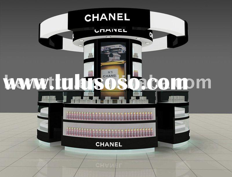 makeup kiosk,makeup display kiosk