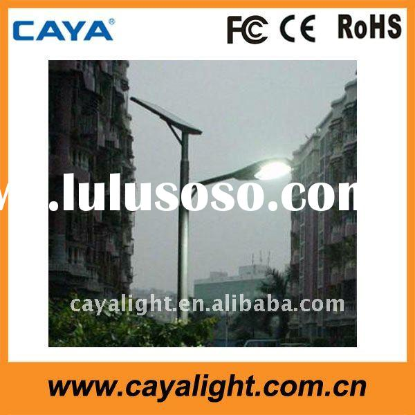 more efficiency energy saving 60w solar led street lighting system
