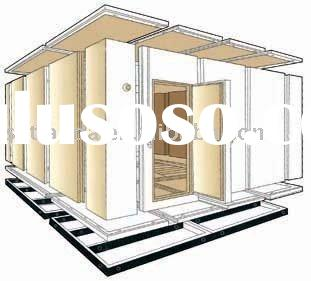 movable house / prefabricated house / container movable house