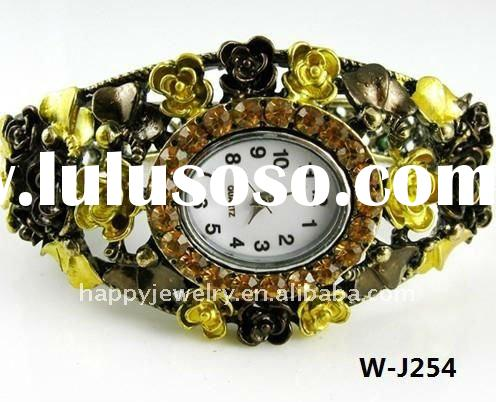new ladies fashion bangle watches 2012,new ladies vogue watches,old ladies fashion watches
