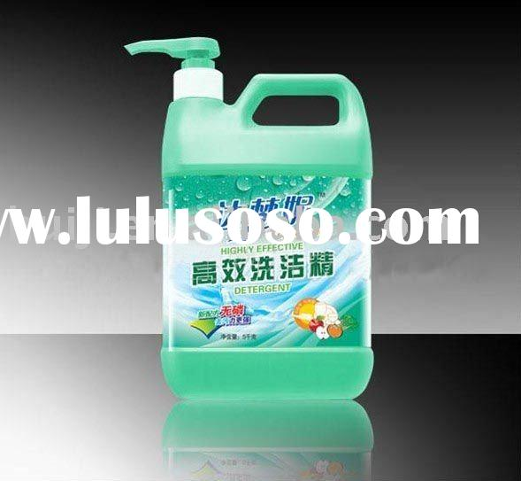 newly-formulated Dish Washing(5000ml),dish washing detergent,dishwasher detergent,disinfectant,gel s