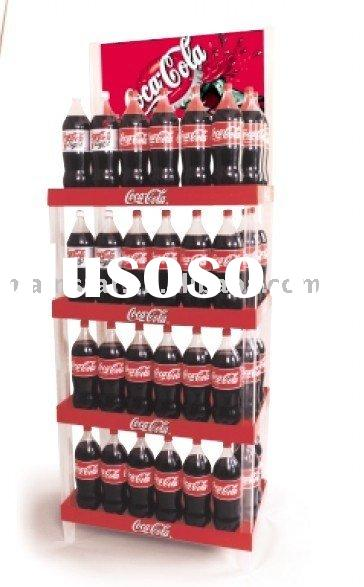 Vintage Coke Metal Coca Cola Display Racks Vintage Coke