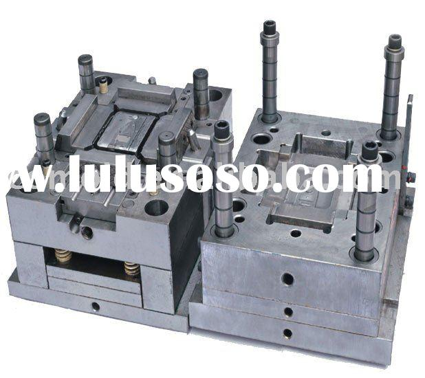 plastic parts and plastic mould for interior automotive components