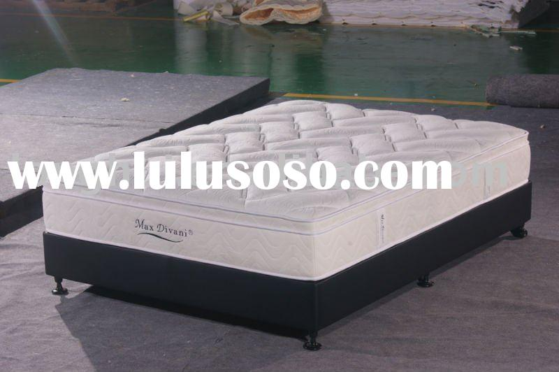 pocket spring mattress for hotel bed(8836#)