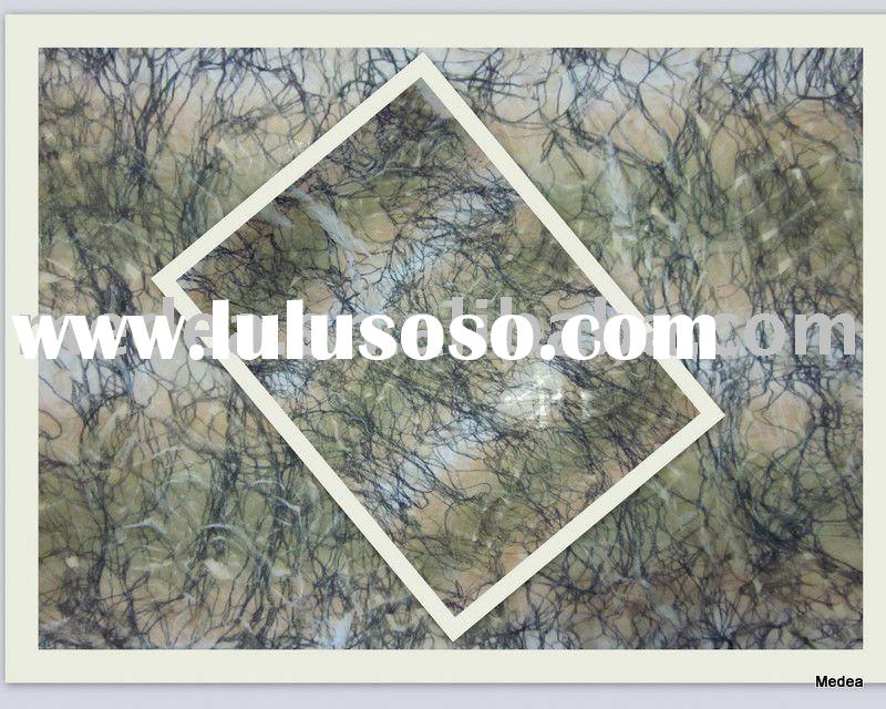 polyester mesh dribbling with printed vine embroidery on nylon mesh fabric