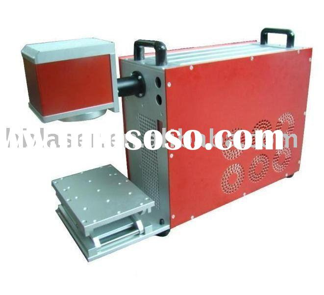 portable laser engraving machine for leather