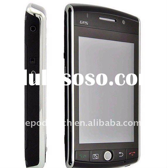 quad band dual sim card mobile phone F035 with wifi GPS