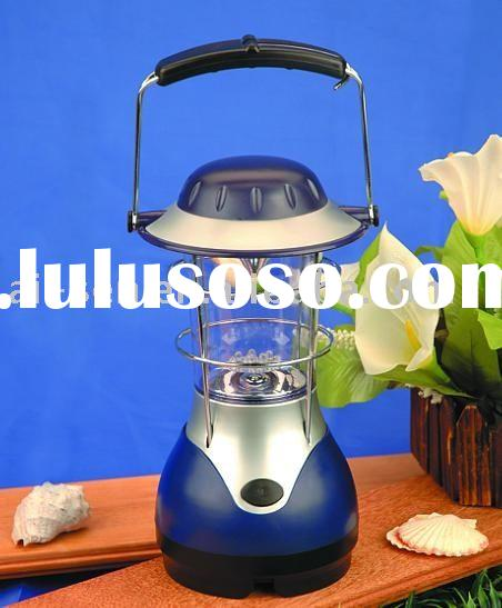 rechargeable LED camping lantern; portable LED camping lantern