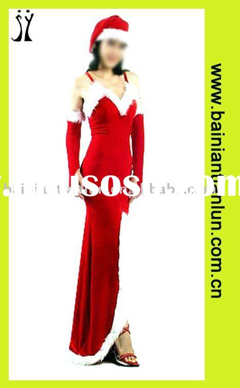 santa style christmas party dress 90%~65%discount