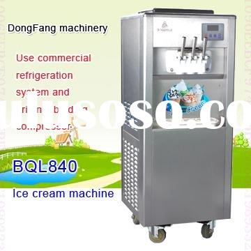 soft serve ice cream machine BingZhiLe840 icecream machine maker