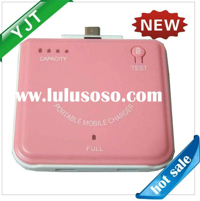 specialty store mobile phone emergency external battery charger