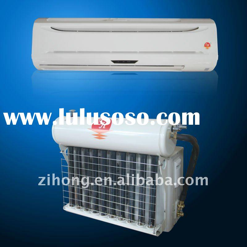 split wall solar air conditioner for home
