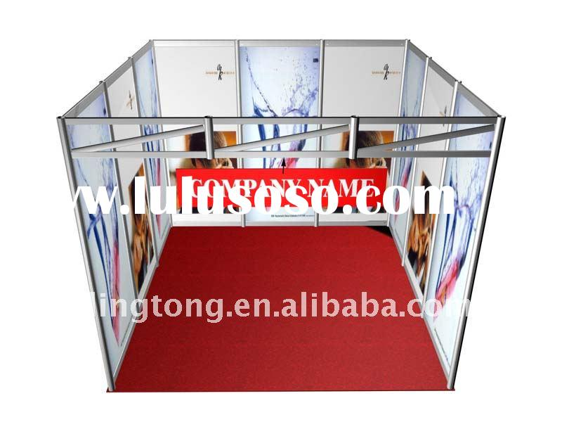 standard portable exhibition booth