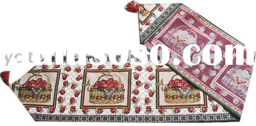 tapestry table runners (CH-351)