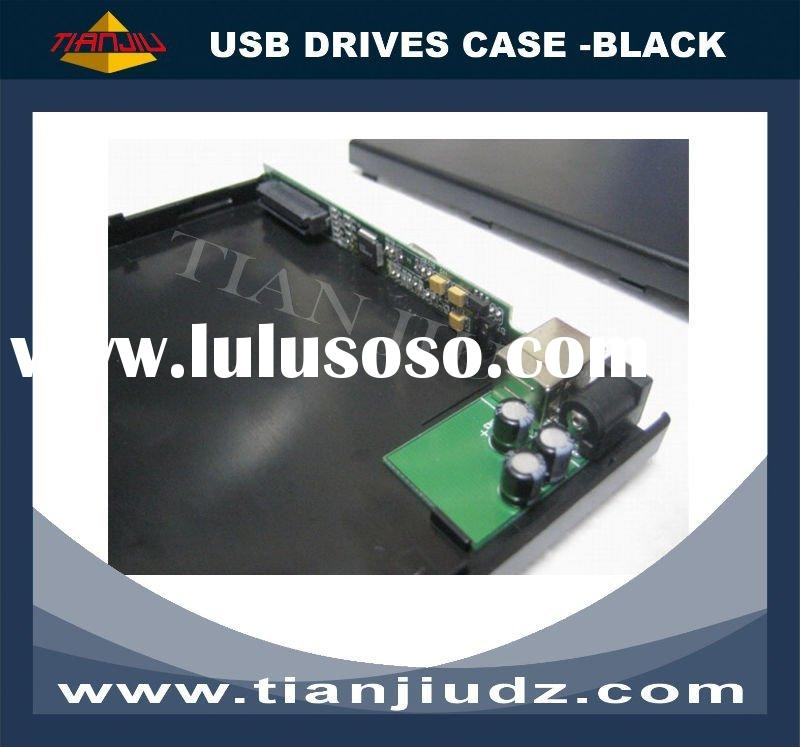 usb drive case with IDE /SATA connection