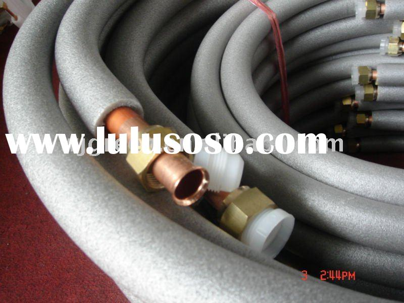 used air conditioner & copper-aluminum connecting tube for air conditioner