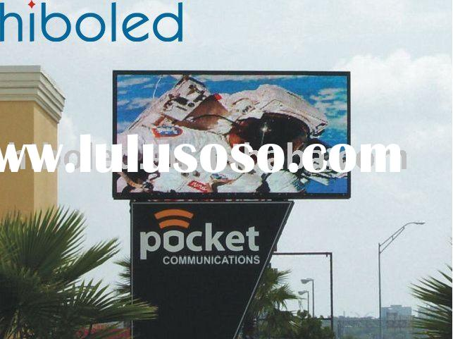 water proof outdoor full color electronic LED display board