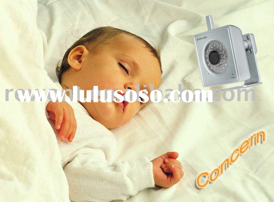 wifi baby monitor mini indoor ip camera with night vision
