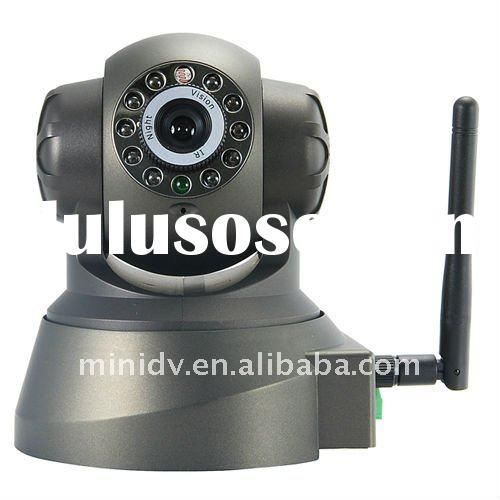 wireless Out door IP security camera with Motion Detection